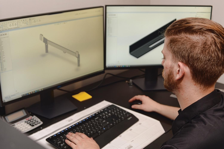 TAB Industries Design Engineering Workstation