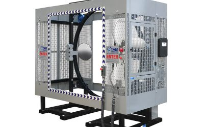 Custom Laser Cutting Company Saves $250,000.00 Per Year for Packaging Machinery Division