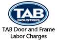 TAB Industries Door and Frame