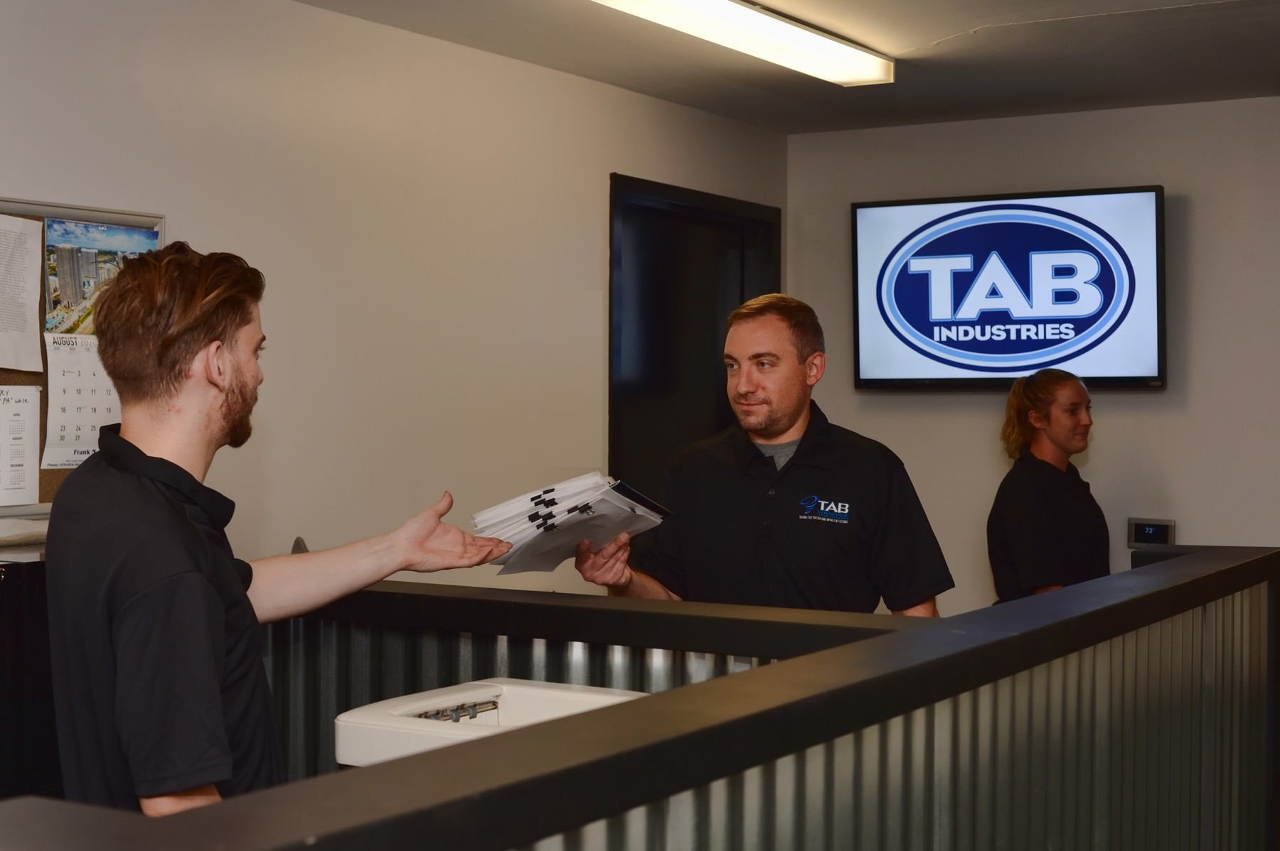 TAB Industries Operations