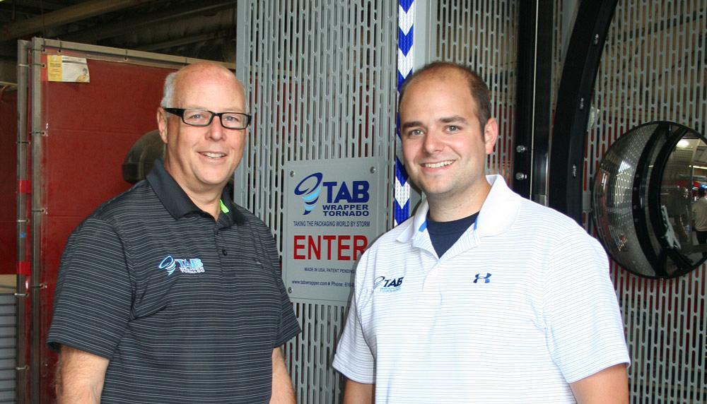 Tom Brizek, Andy Brizek, TAB Industries